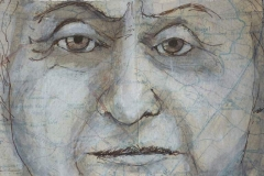 nicky-stainton-oldwoman-map-2013-mixedmedia-25x20cm